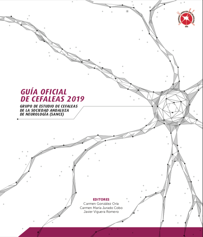 Portada Guía de Cefaleas 2019 actualizada